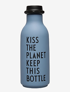 To Go Water Bottle Special Edition - water bottles & glass bottles - blue