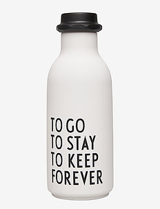 To Go Water Bottle Special Edition - water bottles - white