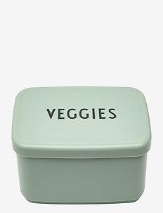 Snackbox - pudełka śniadaniowe - green