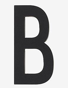 Architect letters 50 mm - wystrój domu - black