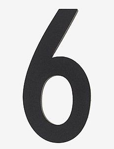 Architect numbers 50 mm - accessoires décoratifs - black