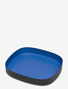 Television Tray - MEDIUM - tace - blue