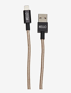 charger cable iphone - etui na telefon - calble