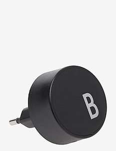 charger a-z - BLACK