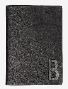 SUIT UP - Personal Notebook - fournitures de bureau - black