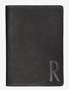 SUIT UP - Personal Notebook - deko - black