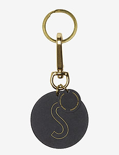 Personal Key ring & bagtag - sleutelringen - brass
