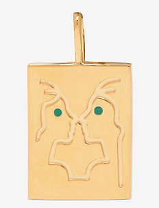 Zodiac by Design Letters - Gold - pendentifs - gold