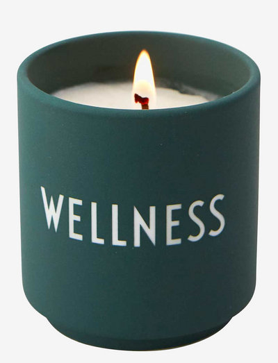 Scented Candle - huonetuoksut - dgwellness