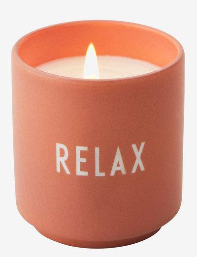 Scented Candle - diffuseurs de parfum - nuderelax