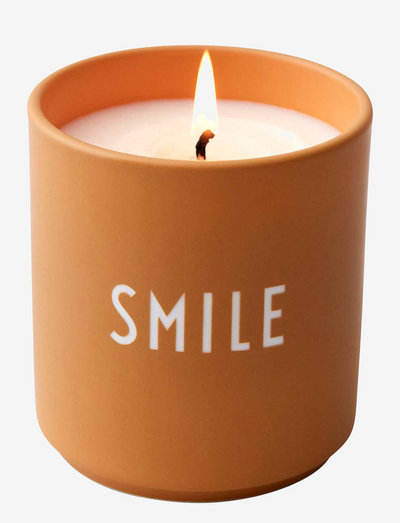 Scented candle large - duftlys - musmile