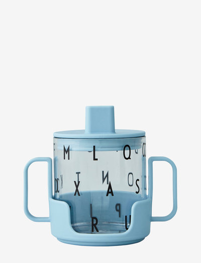Grow with your cup tritan prepacked - gobelets à bec - light blue