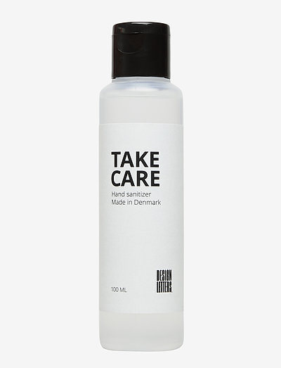 Hand sanitizer 100ml Made in Denmark - kroppsvård - white