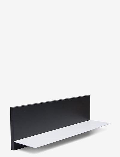 Black Single shelf - etagères et rangements - black