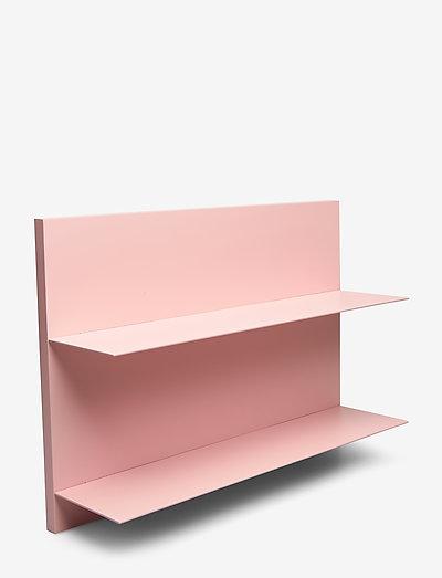 Paper Shelf A3 - etagères et rangements - pink