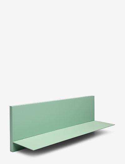 Green Single shelf - etagères et rangements - green