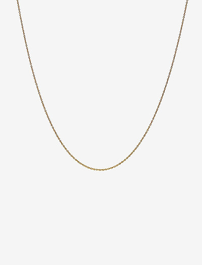 NECKLACE CHAIN 40 CM - colliers - gold