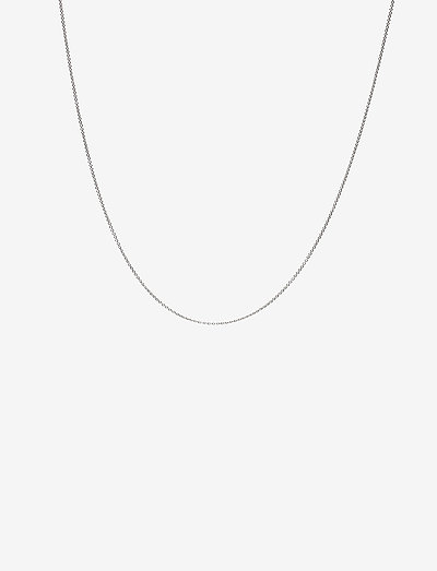 NECKLACE CHAIN 40 CM - colliers - silver