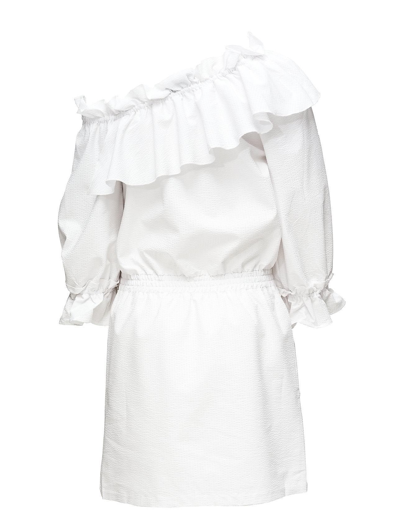 8833cdff612 Dennis Dress korte kjoler fra Designers Remix til dame i Hvid ...