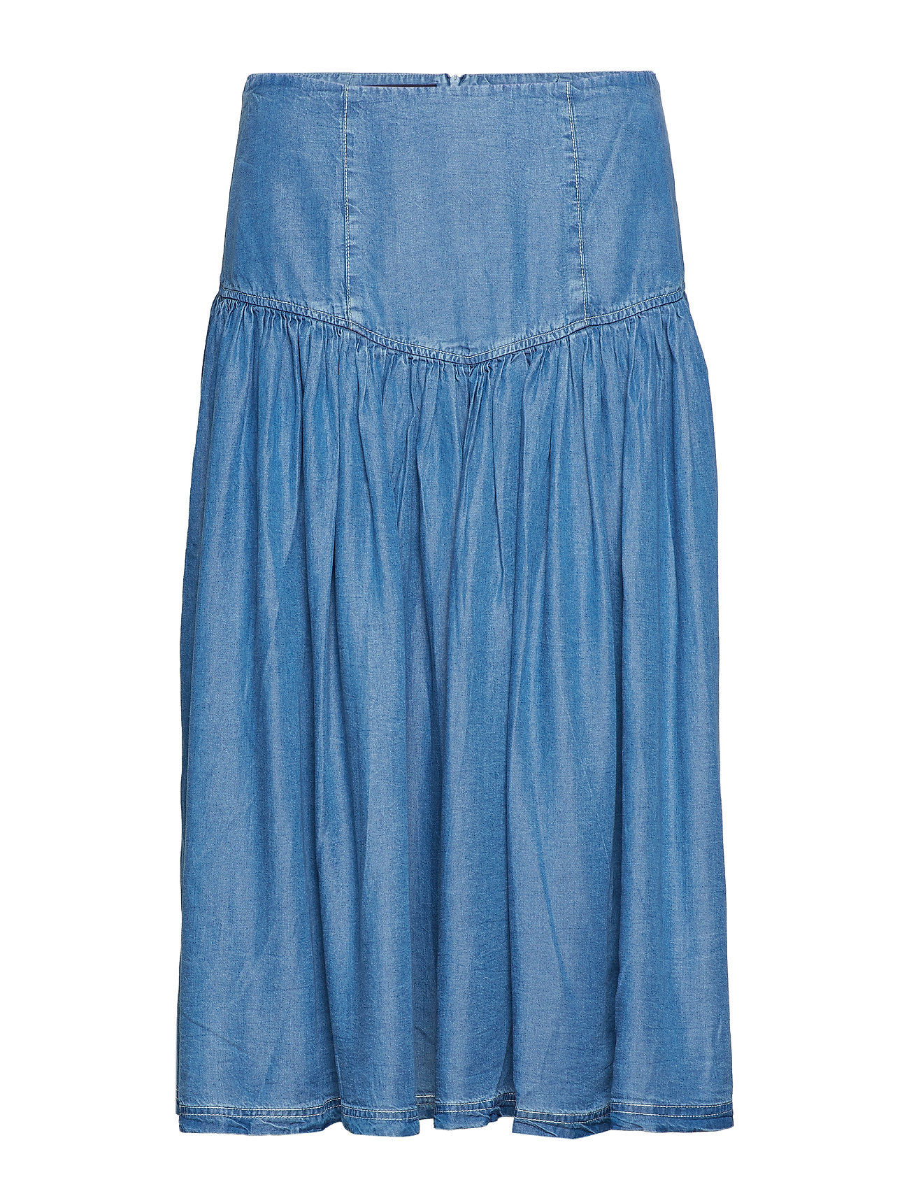 DESIGNERS, REMIX Camden Skirt - MEDIUM DENIM