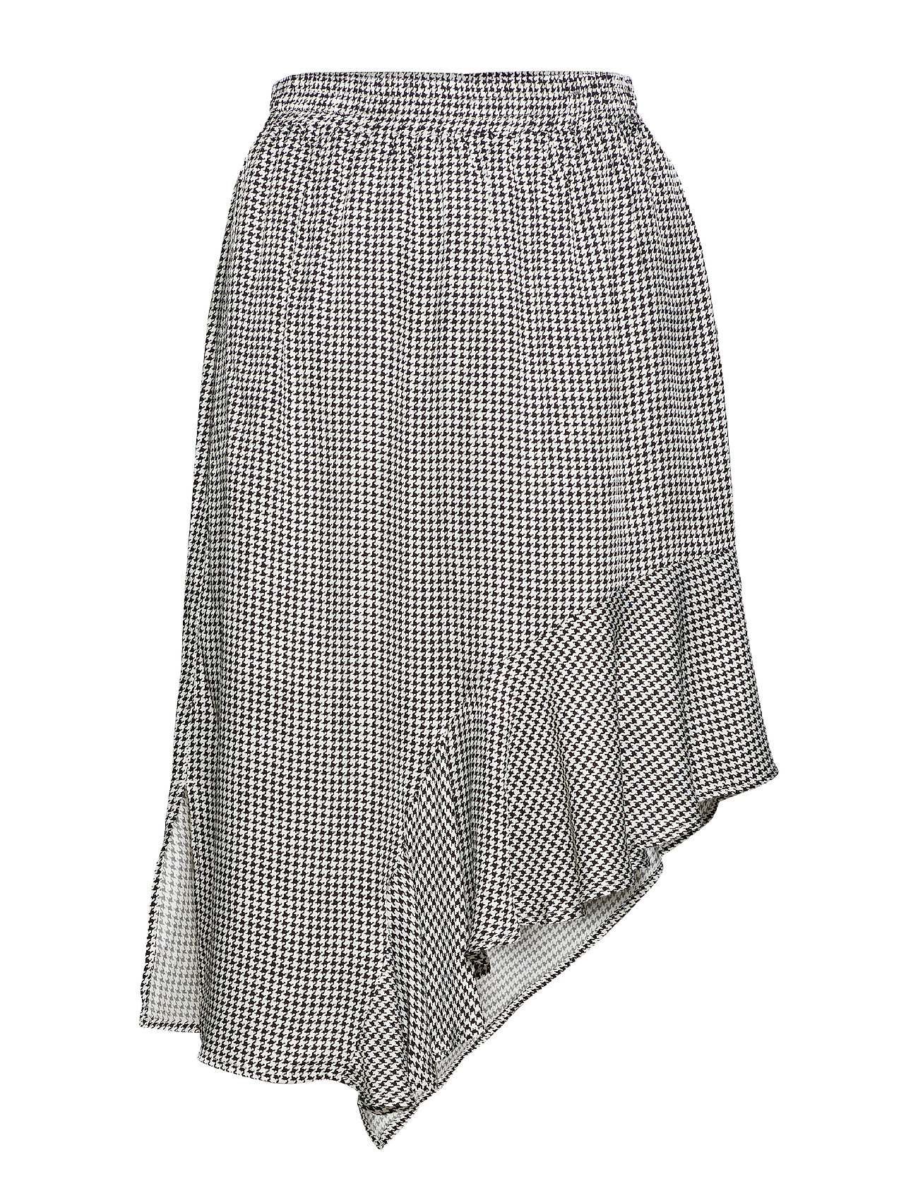 DESIGNERS, REMIX Jael Skirt - BLACK/WHITE CHECK