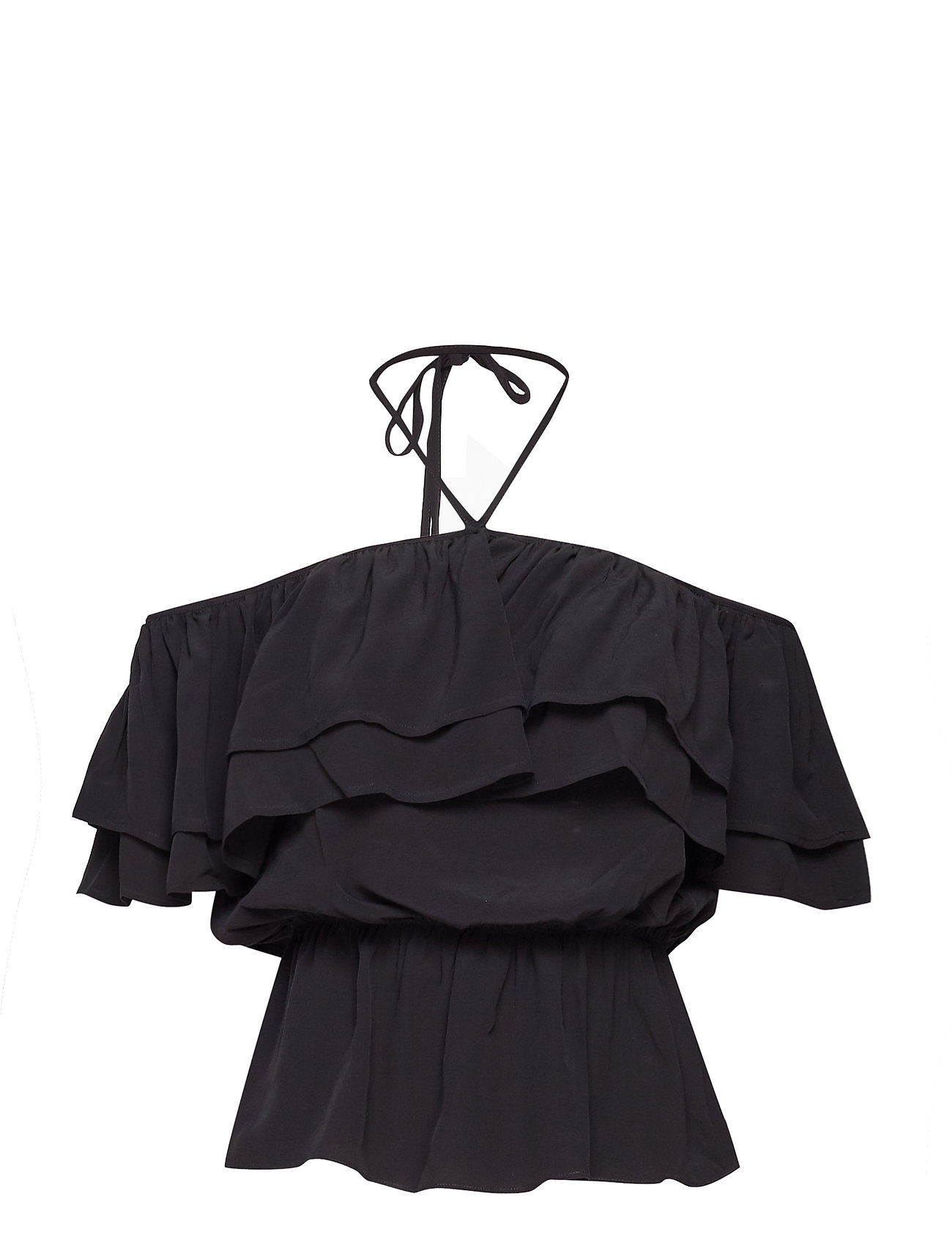 DESIGNERS, REMIX Nini Top - BLACK
