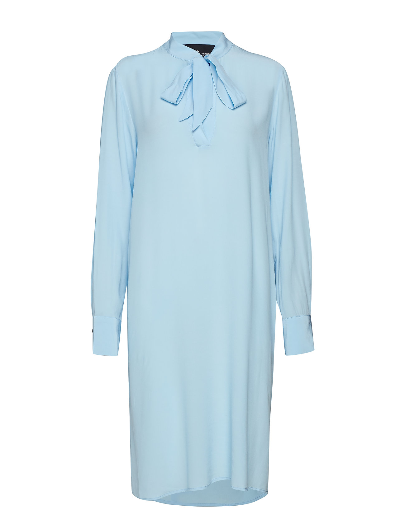 DESIGNERS, REMIX Nini Tie Dress - SKY BLUE