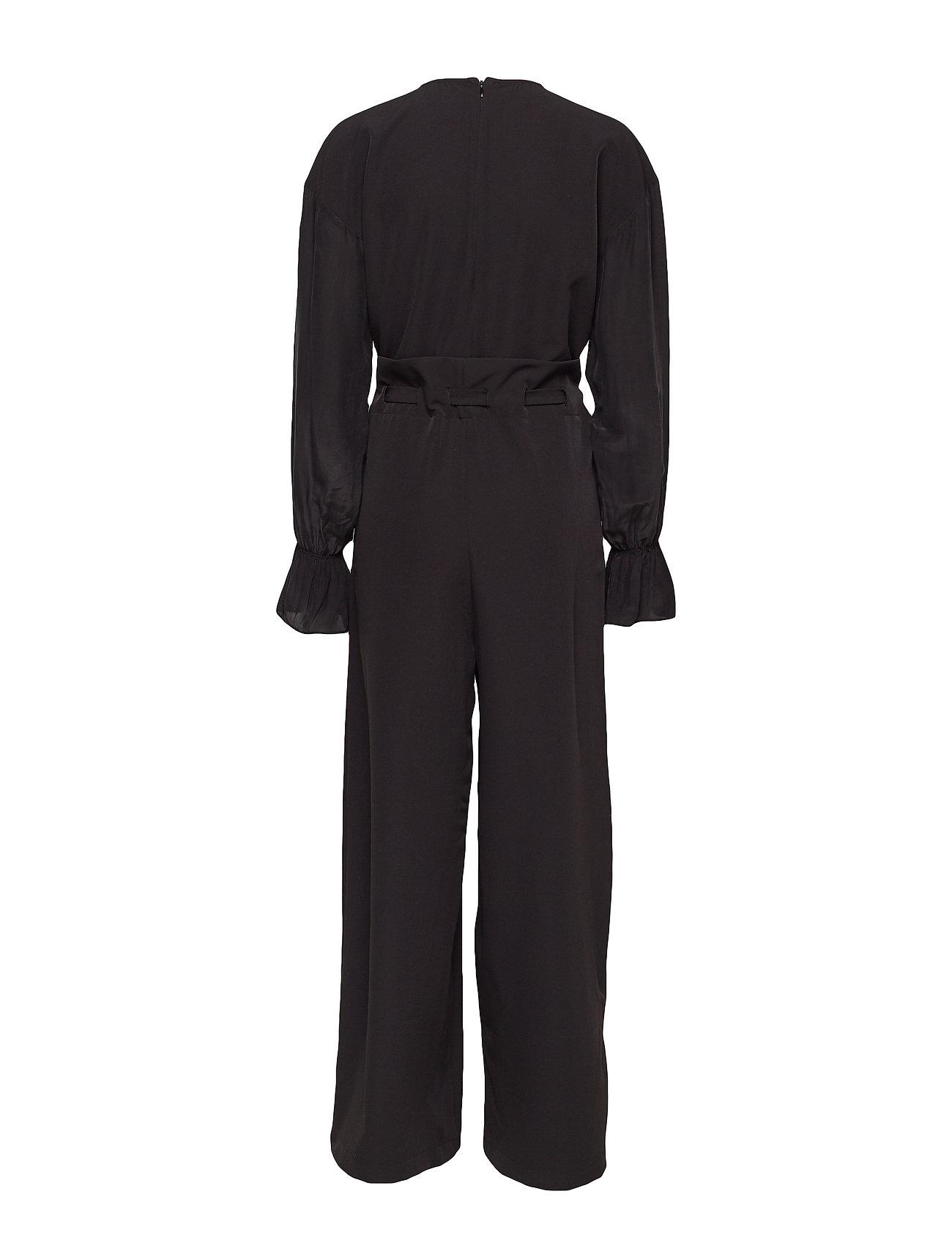 DESIGNERS, REMIX - Veronique Jumpsuit - jumpsuits - black - 1