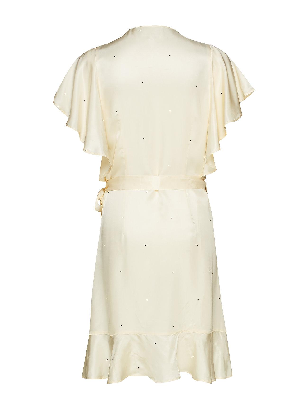 Designers Remix Kevin Wrap Dress - Klänningar