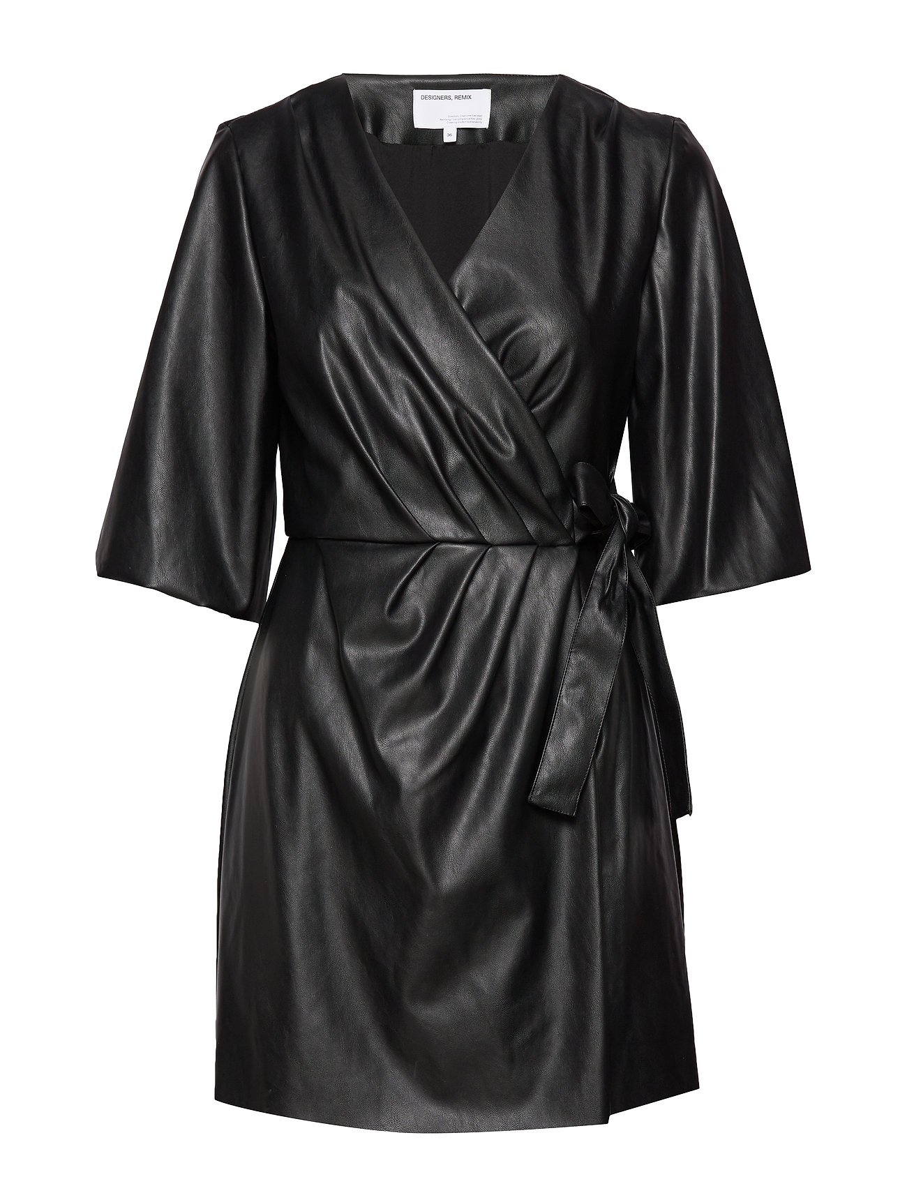 DESIGNERS, REMIX Tara Dress - BLACK
