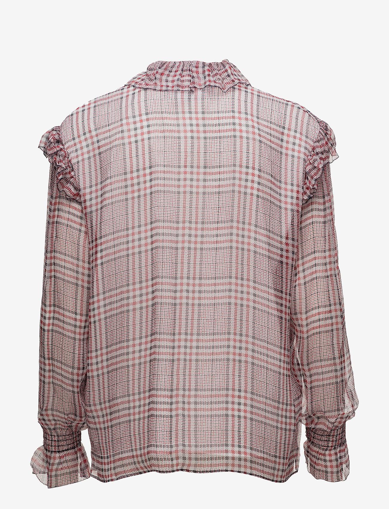 DESIGNERS, REMIX - Archie Shirt - langærmede bluser - check - 1