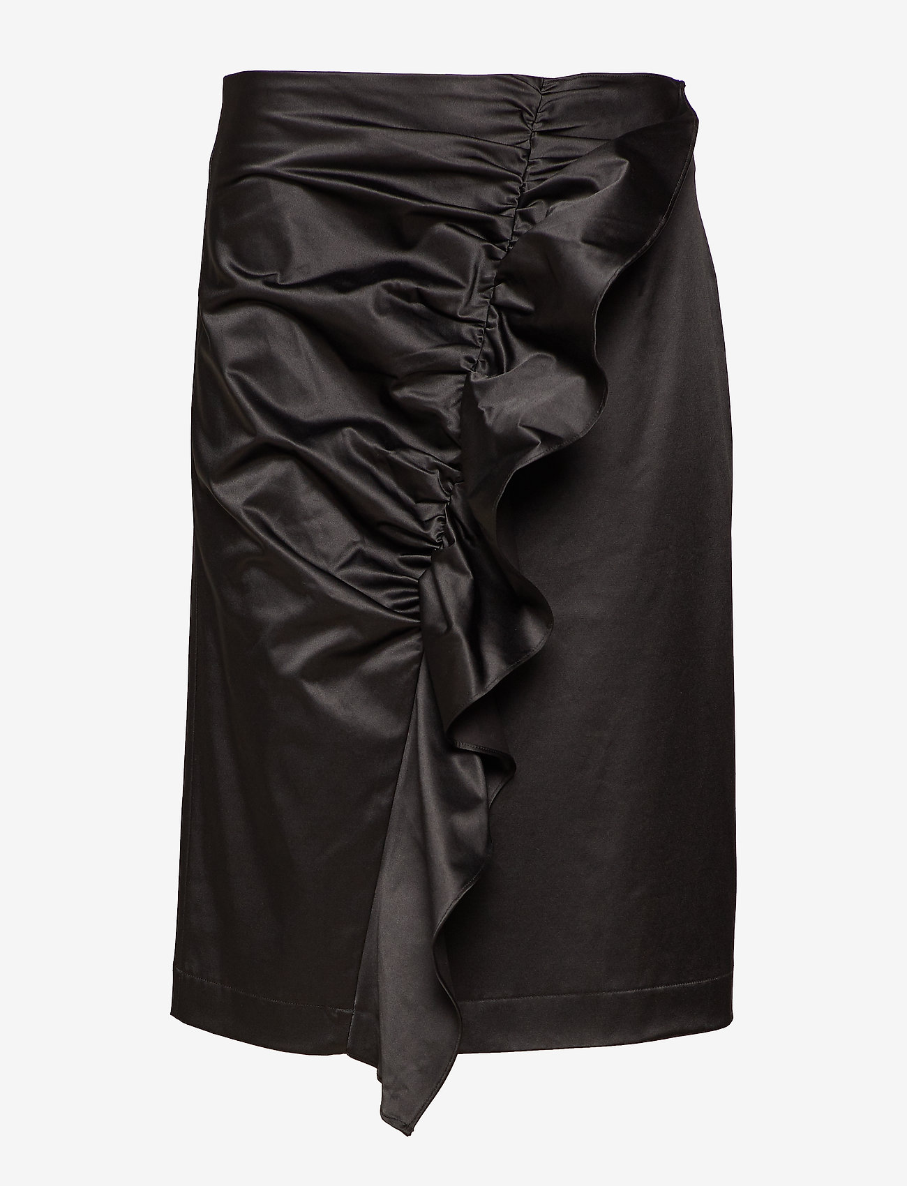 DESIGNERS, REMIX - Clara Skirt - midi - black - 0