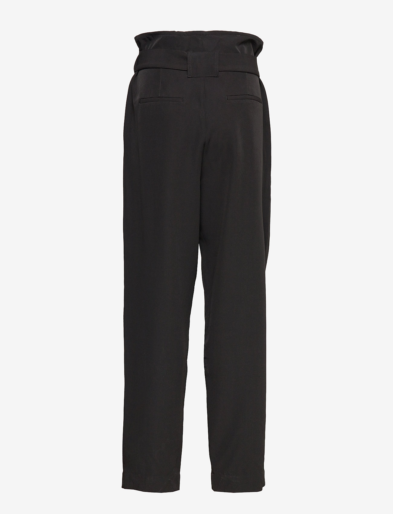 Veronique Pleat Pants (Black) (778 kr) - DESIGNERS, REMIX