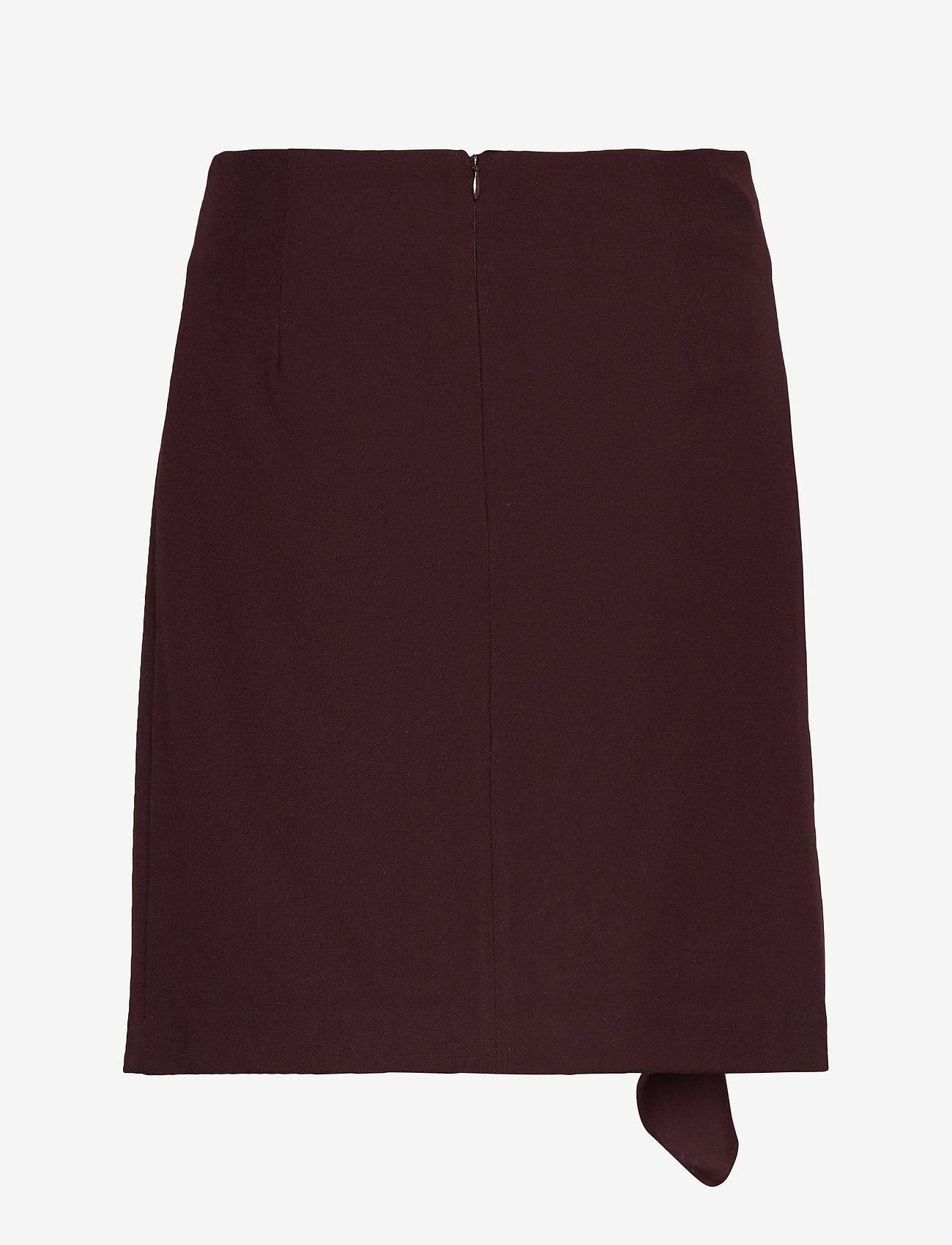 Ivana Skirt (Rouge Noir) (915.75 kr) - DESIGNERS, REMIX
