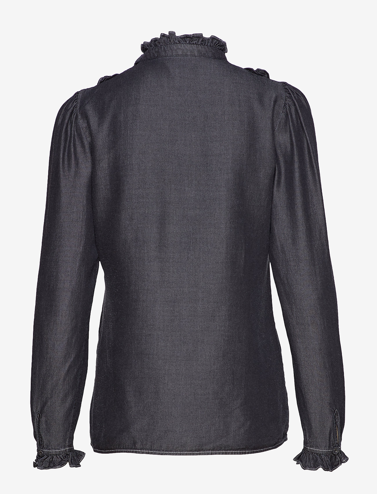 Polly Shirt (Black Denim) (612 kr) - DESIGNERS, REMIX
