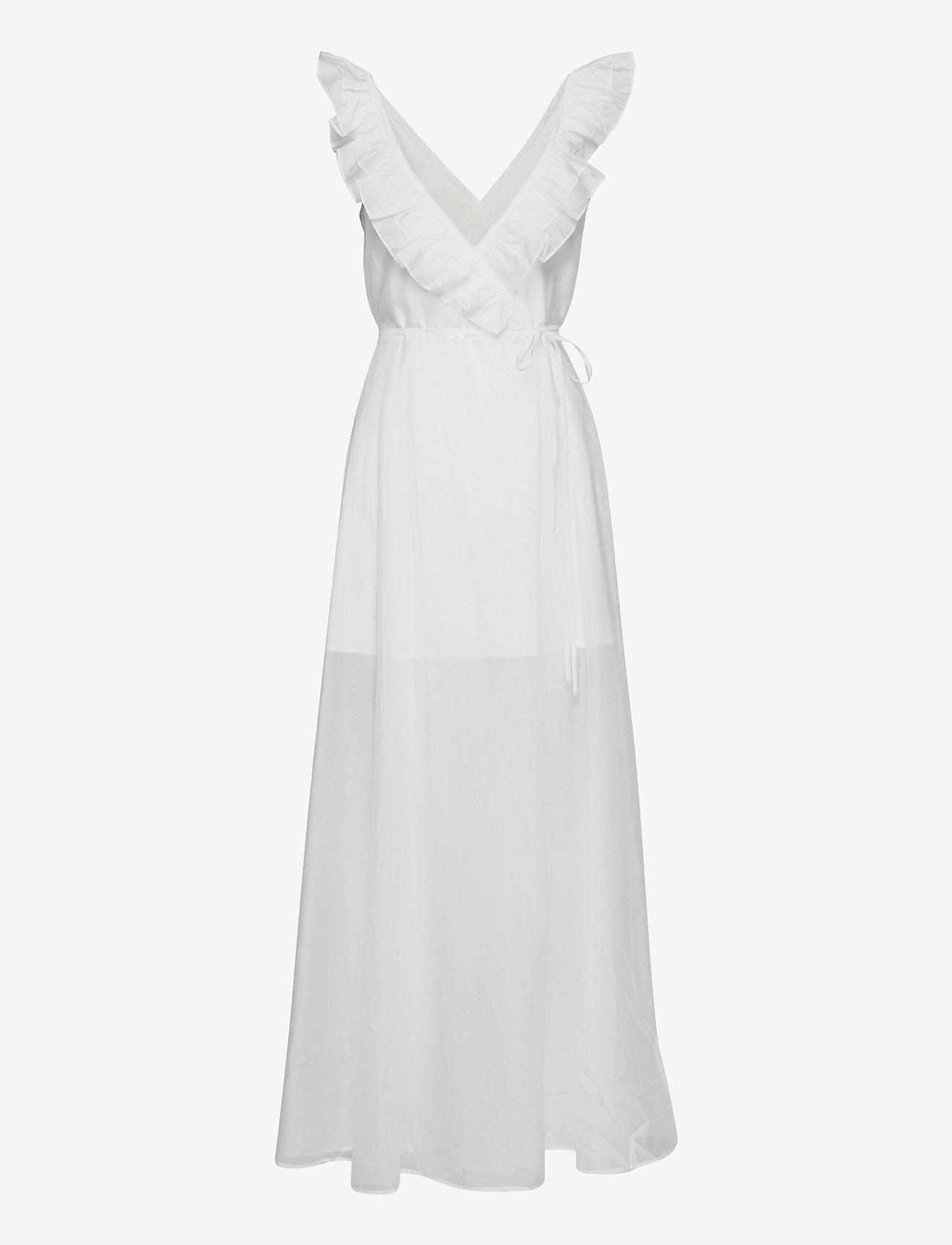 DESIGNERS, REMIX - Sonia Long Gown - sommerkjoler - white - 0