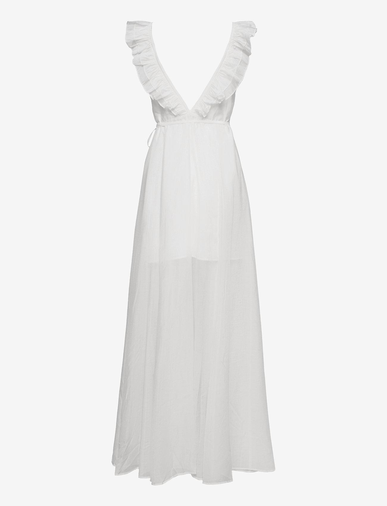 DESIGNERS, REMIX - Sonia Long Gown - sommerkjoler - white - 1