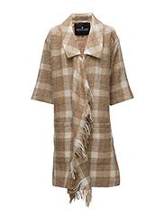Watson Coat - CAMEL CHECK