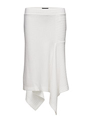 Echo Skirt - WHITE