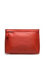 Gigi Large Pouch - RED