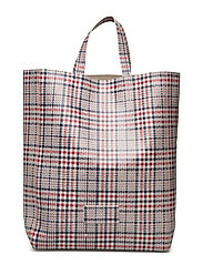 Gigi Tote Bag - CHECK