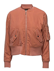 Amber Jacket - DUSTY ROSE