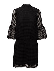 Amelie Dress - BLACK