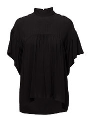 Rion High Neck - BLACK