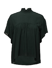 Rion High Neck - DARK GREEN