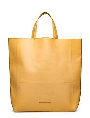 Gigi Large Tote Bag - MUSTARD