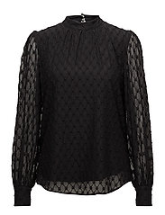 Allie Blouse - BLACK
