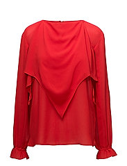 Lea Blouse - RED