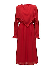 Lea Dress - RED