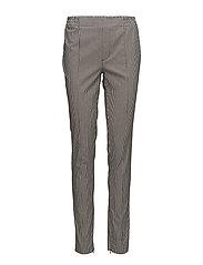 Leroy Slim Pants - CHECK